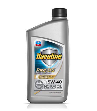 HAVOLINE ProDS SYNTHETIC M/O SAE 5W-40
