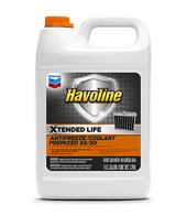 Охлаждающая жидкость CHEVRON HAVOLINE Xtended Life Antifreeze/Coolant 50/50