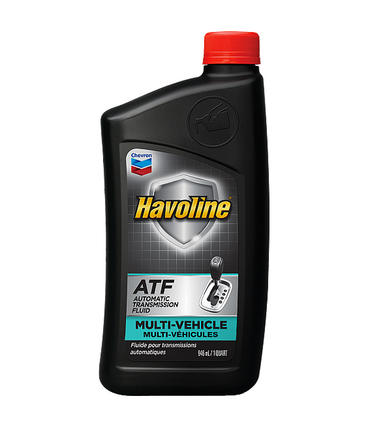 CHEVRON Havoline® ATF MULTI-VEHICLE